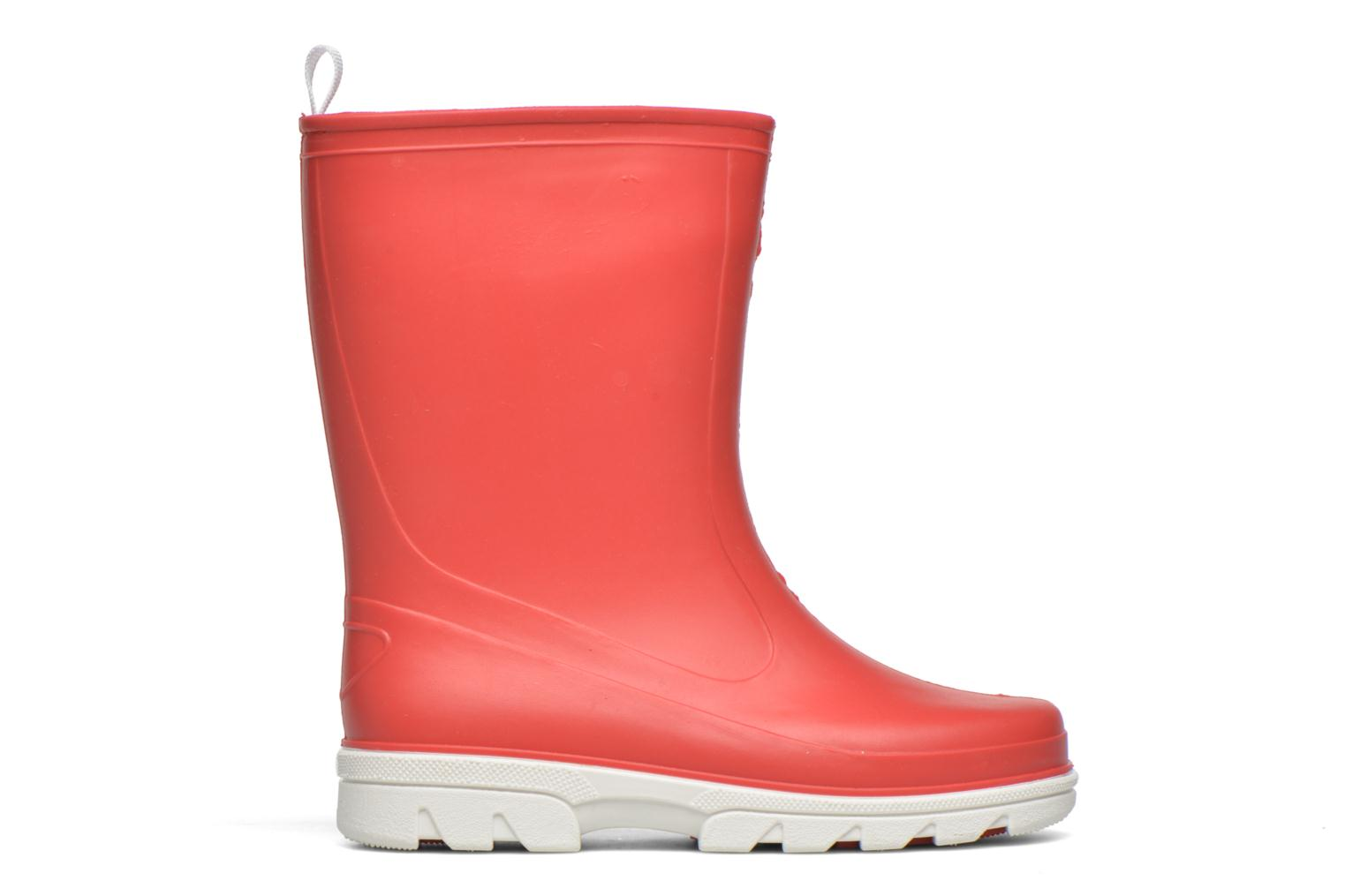 Boots & wellies SARENZA POP Virain kid Red back view