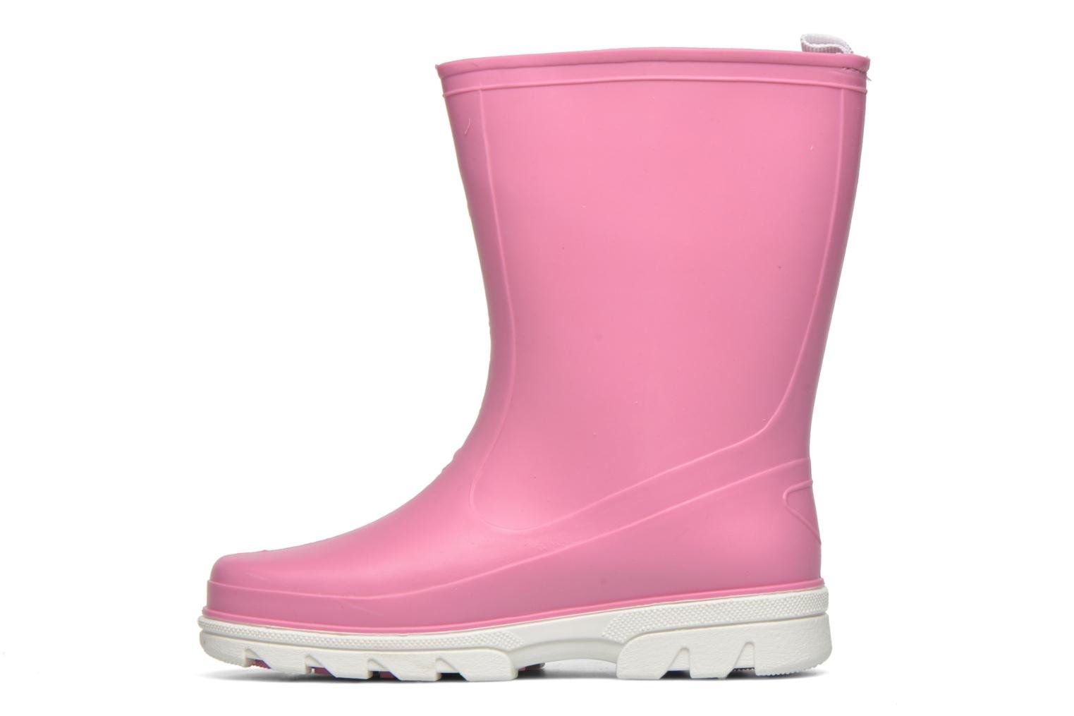 Boots & wellies SARENZA POP Virain kid Pink front view