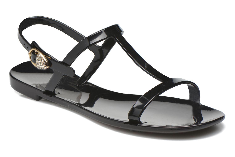 Sandales et nu-pieds Gioseppo Eslora Noir vue détail/paire