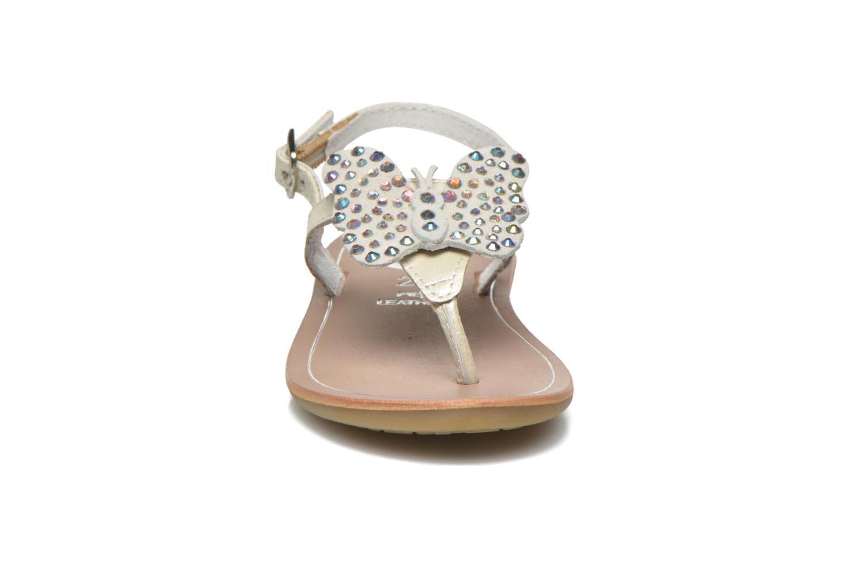 Sandali e scarpe aperte Gioseppo Regio Bianco modello indossato