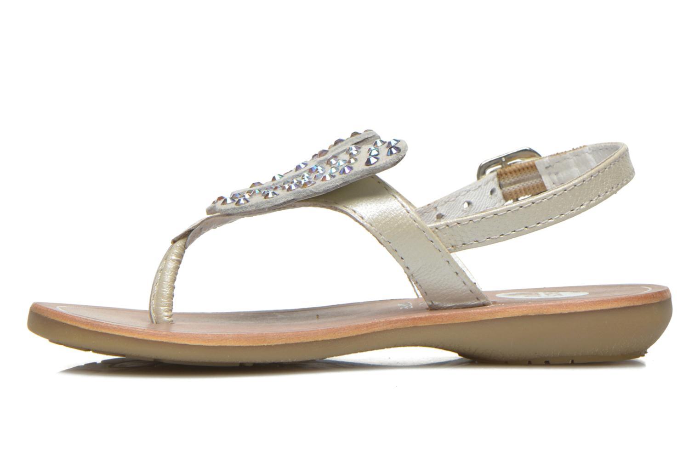 Sandali e scarpe aperte Gioseppo Regio Bianco immagine frontale