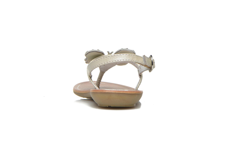 Sandali e scarpe aperte Gioseppo Regio Bianco immagine destra