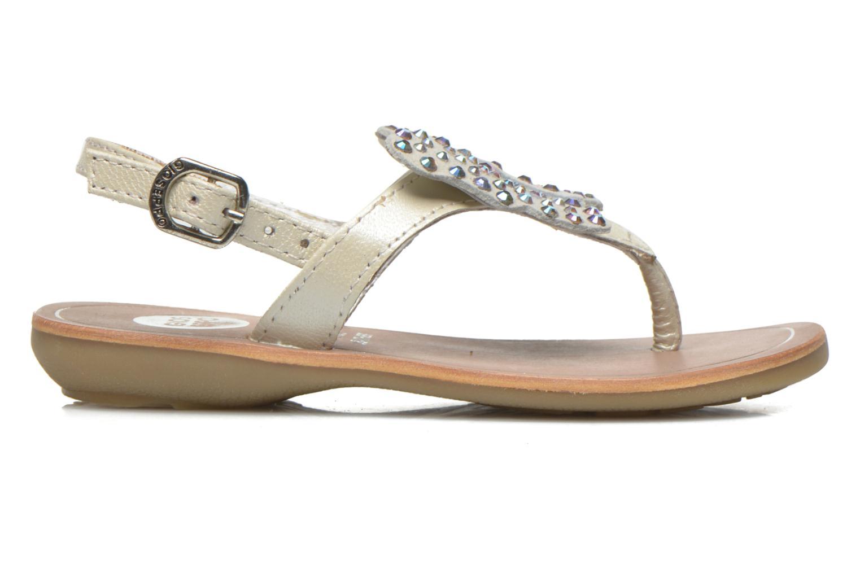 Sandali e scarpe aperte Gioseppo Regio Bianco immagine posteriore