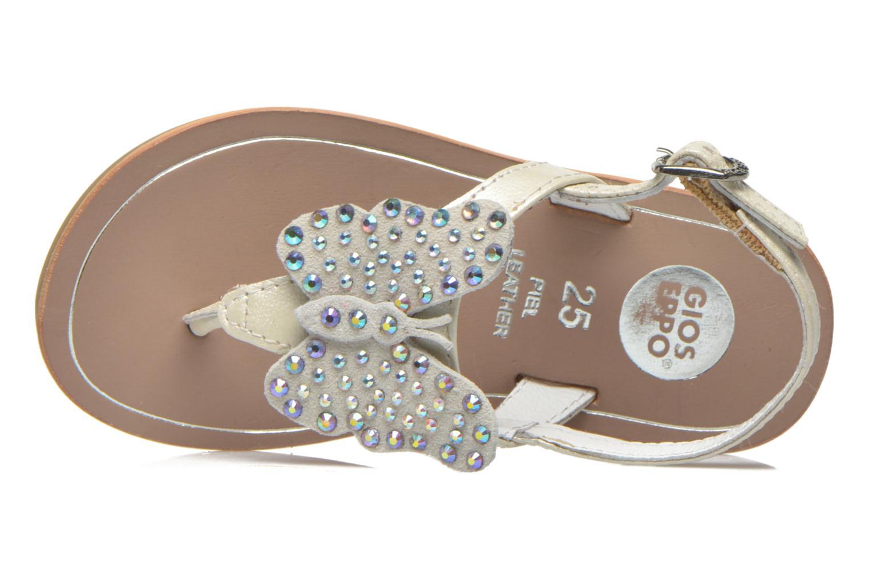 Sandali e scarpe aperte Gioseppo Regio Bianco immagine sinistra