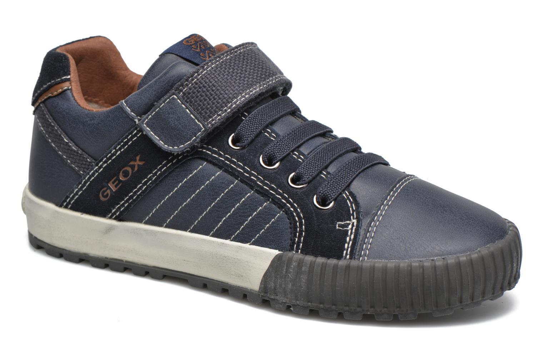 Sneaker Geox JR Mythos J54L4B blau detaillierte ansicht/modell