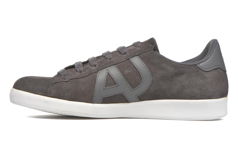 Sneakers Armani Jeans Lucas Grå bild från framsidan