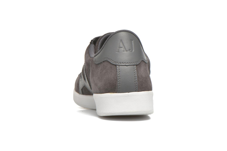 Sneakers Armani Jeans Lucas Grå Bild från höger sidan