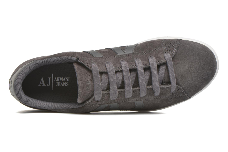 Sneakers Armani Jeans Lucas Grå bild från vänster sidan