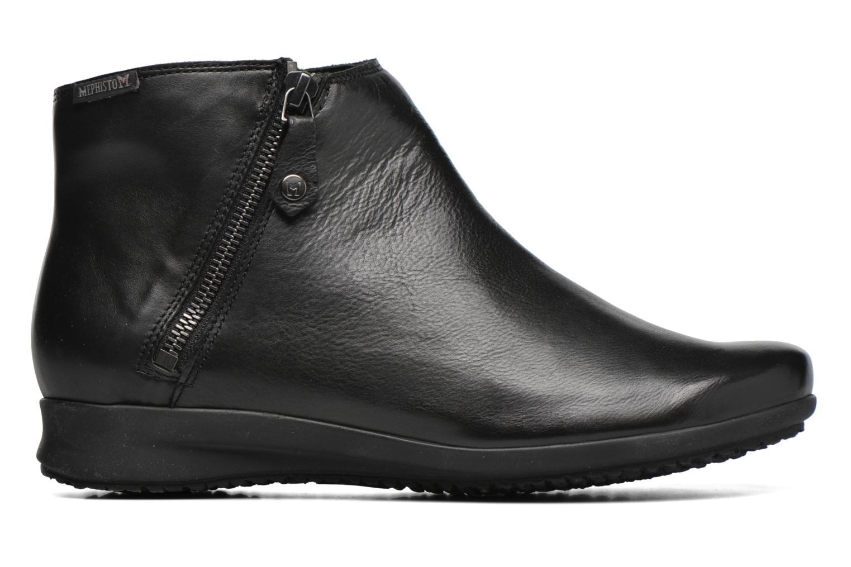 Bottines et boots Mephisto Filipina Noir vue derrière