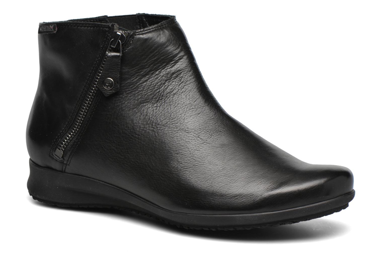 Bottines et boots Mephisto Filipina Noir vue détail/paire