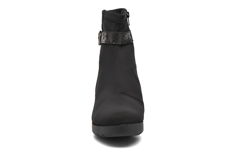Bottines et boots Mephisto Tyba Noir vue portées chaussures