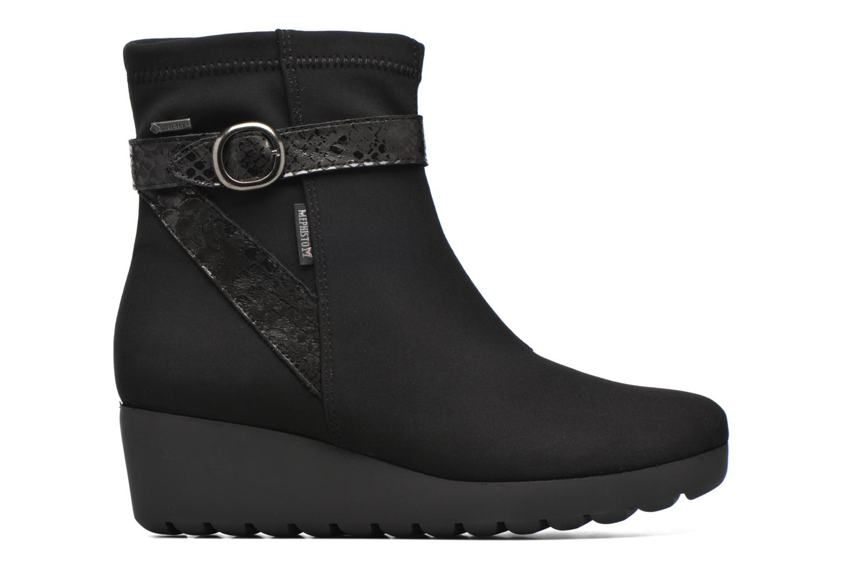 Bottines et boots Mephisto Tyba Noir vue derrière