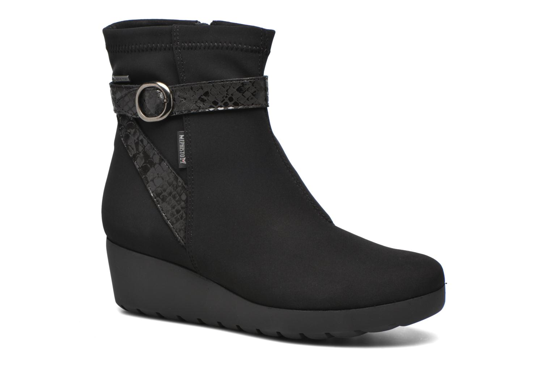Bottines et boots Mephisto Tyba Noir vue détail/paire