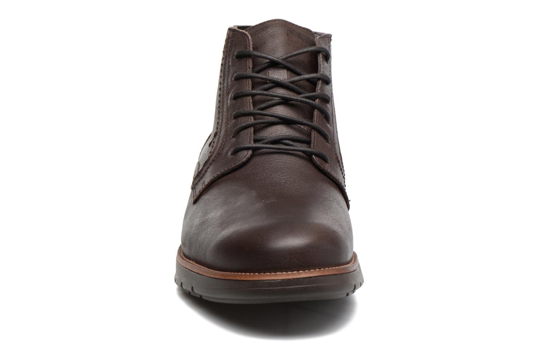 Chaussures à lacets Mephisto Bill Marron vue portées chaussures