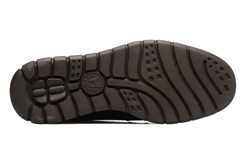 Chaussures à lacets Mephisto Bill Marron vue haut