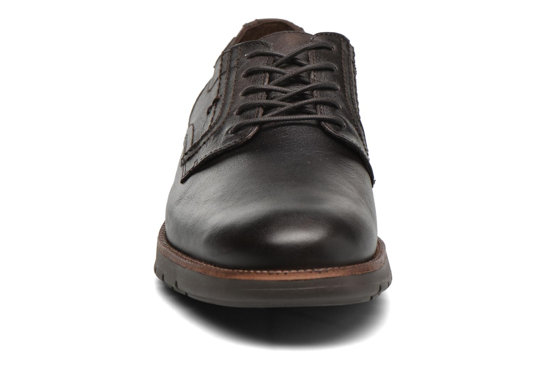 Chaussures à lacets Mephisto Brett Marron vue portées chaussures