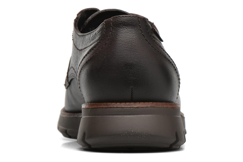 Chaussures à lacets Mephisto Brett Marron vue droite