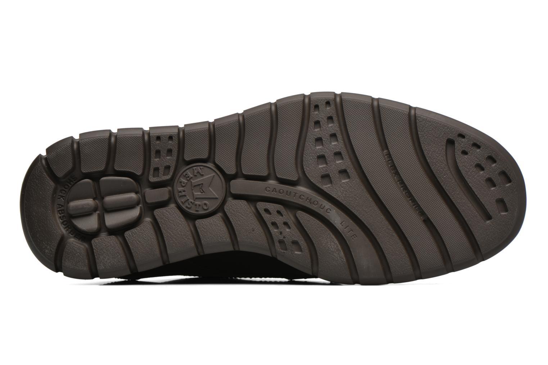 Chaussures à lacets Mephisto Brett Marron vue haut
