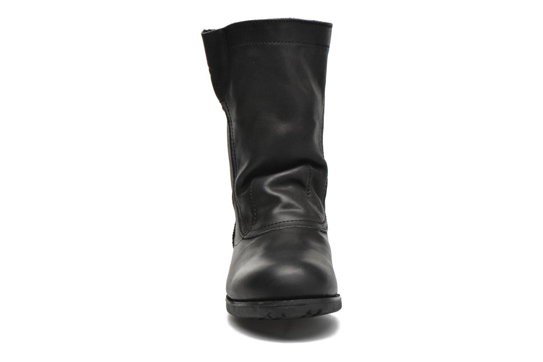 Bottines et boots P-L-D-M By Palladium Dove CML Noir vue portées chaussures
