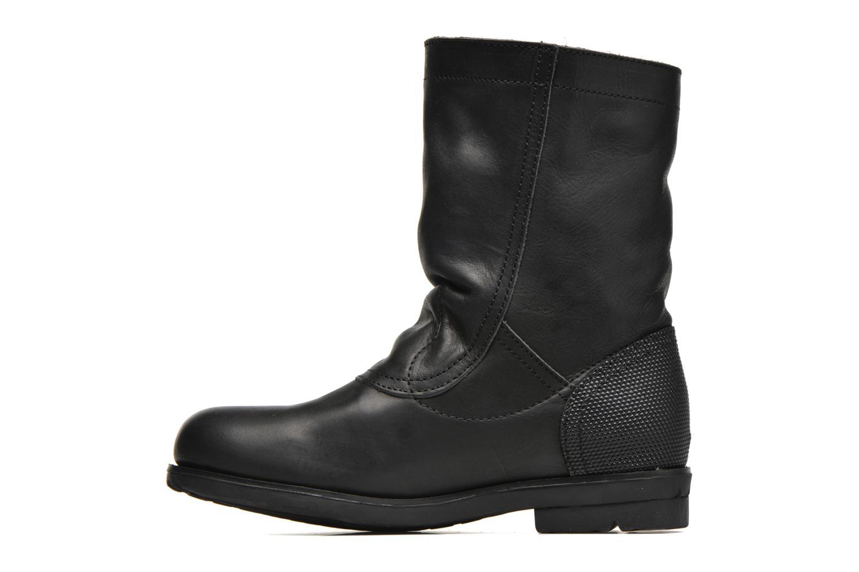 Bottines et boots P-L-D-M By Palladium Dove CML Noir vue face
