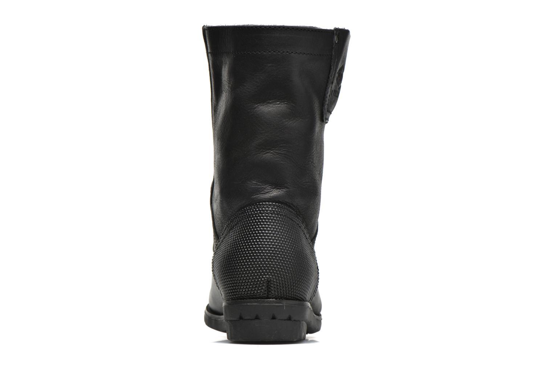 Bottines et boots P-L-D-M By Palladium Dove CML Noir vue droite