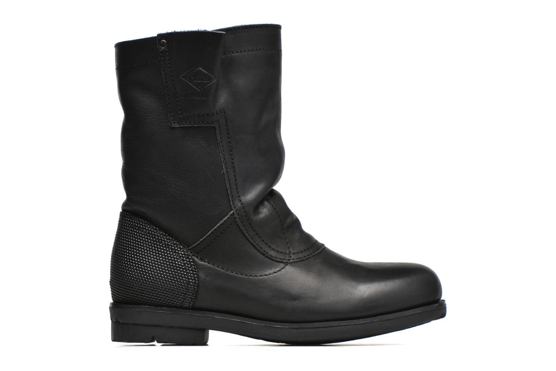 Bottines et boots P-L-D-M By Palladium Dove CML Noir vue derrière