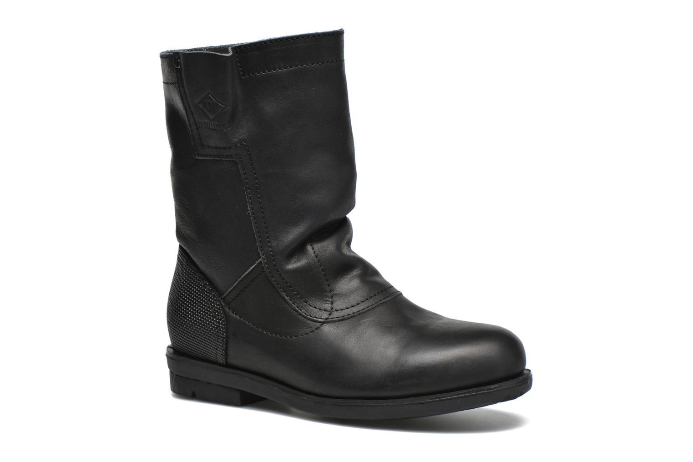 Bottines et boots P-L-D-M By Palladium Dove CML Noir vue détail/paire