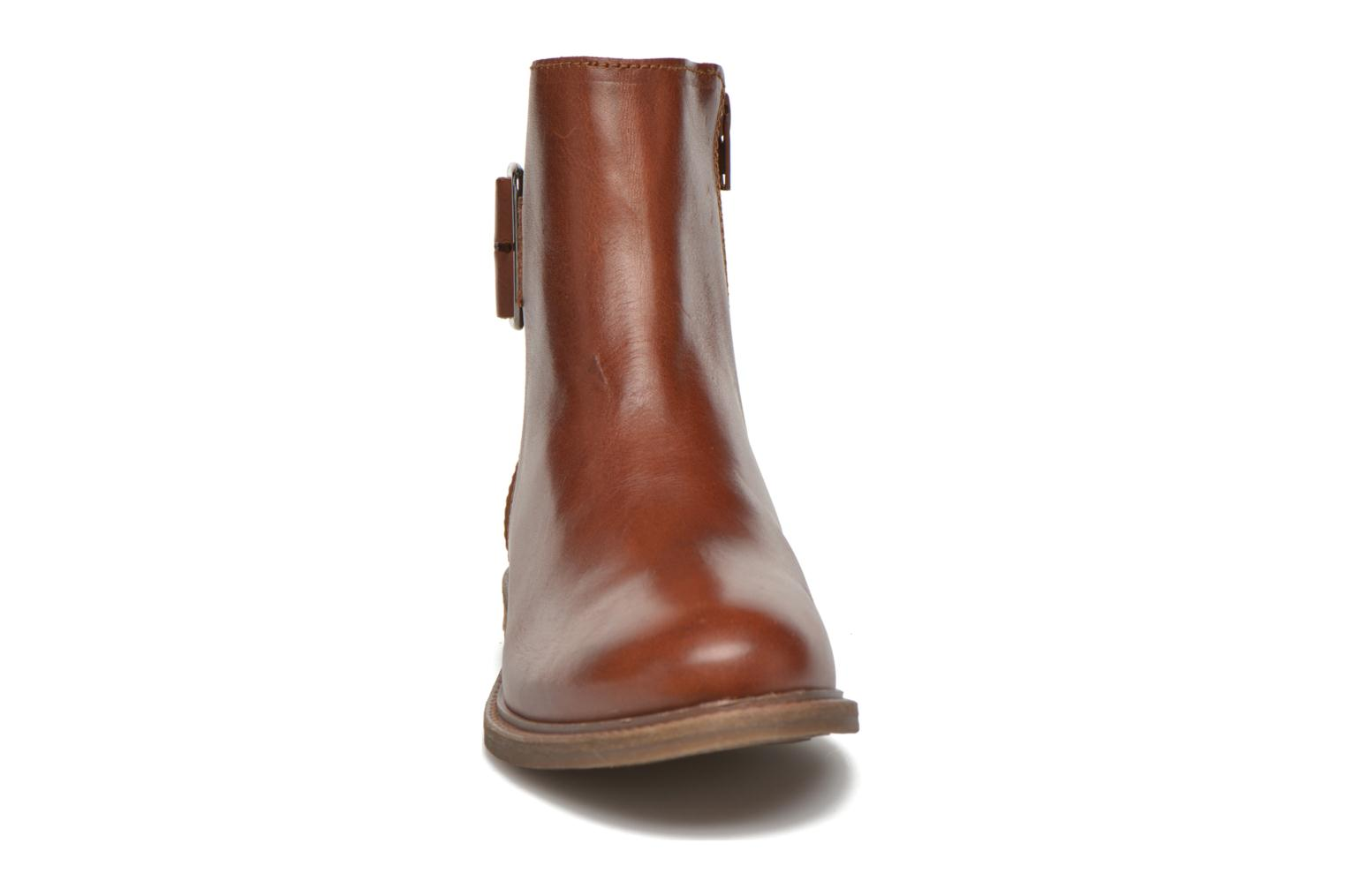 Ankle boots P-L-D-M By Palladium Namely CT Brown model view