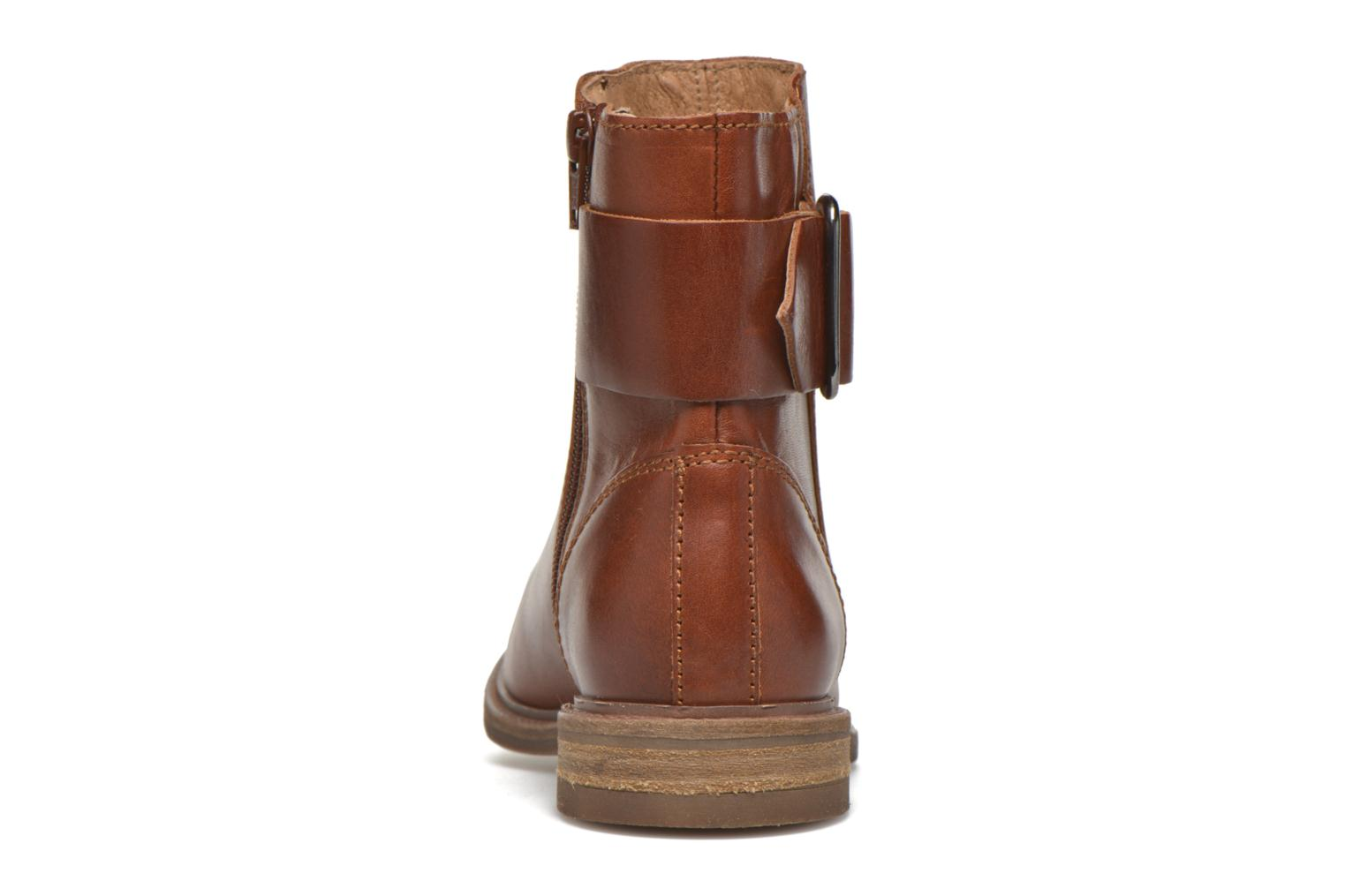 Ankle boots P-L-D-M By Palladium Namely CT Brown view from the right