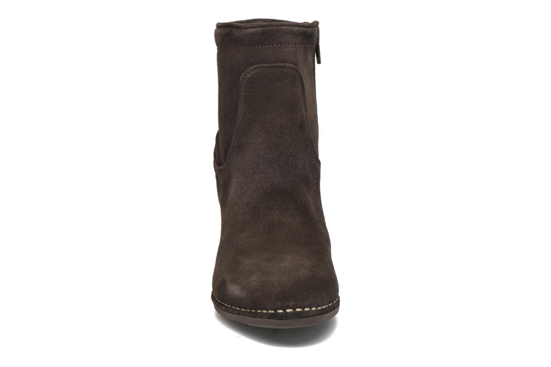 Bottines et boots P-L-D-M By Palladium Onside Sud Marron vue portées chaussures