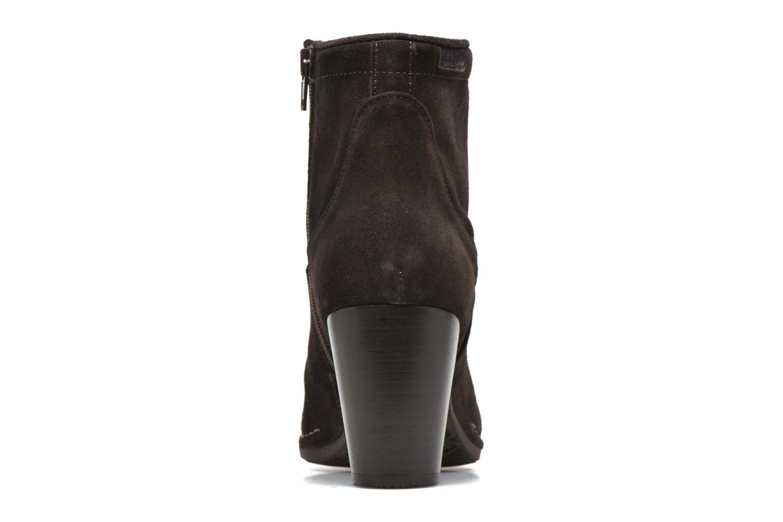 Bottines et boots P-L-D-M By Palladium Onside Sud Marron vue droite