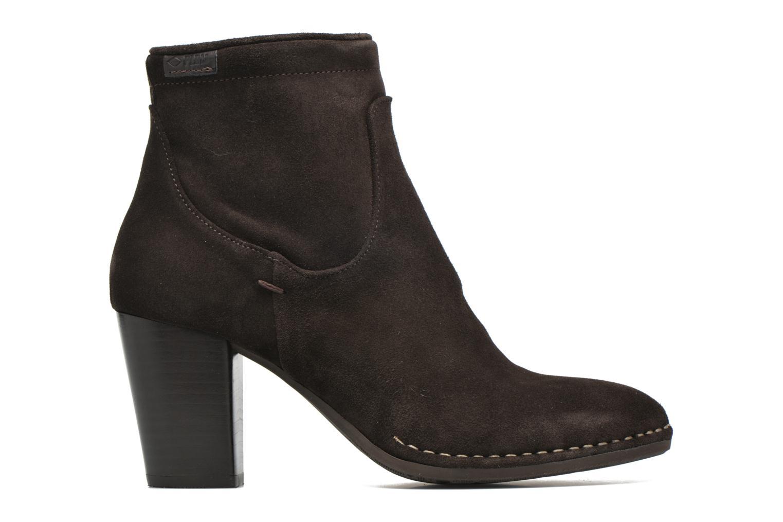 Bottines et boots P-L-D-M By Palladium Onside Sud Marron vue derrière