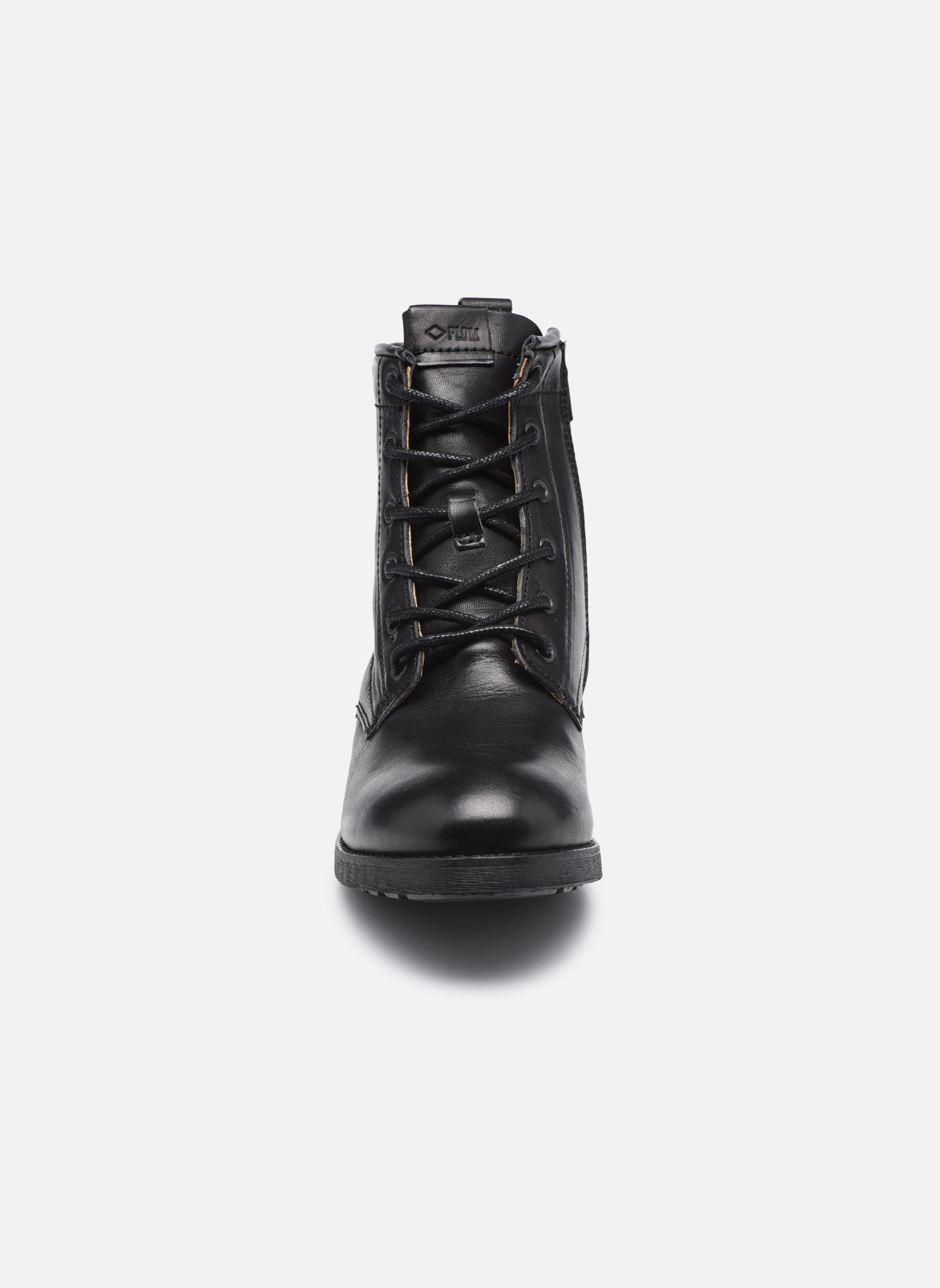Bottines et boots P-L-D-M By Palladium Upto IBX Noir vue portées chaussures