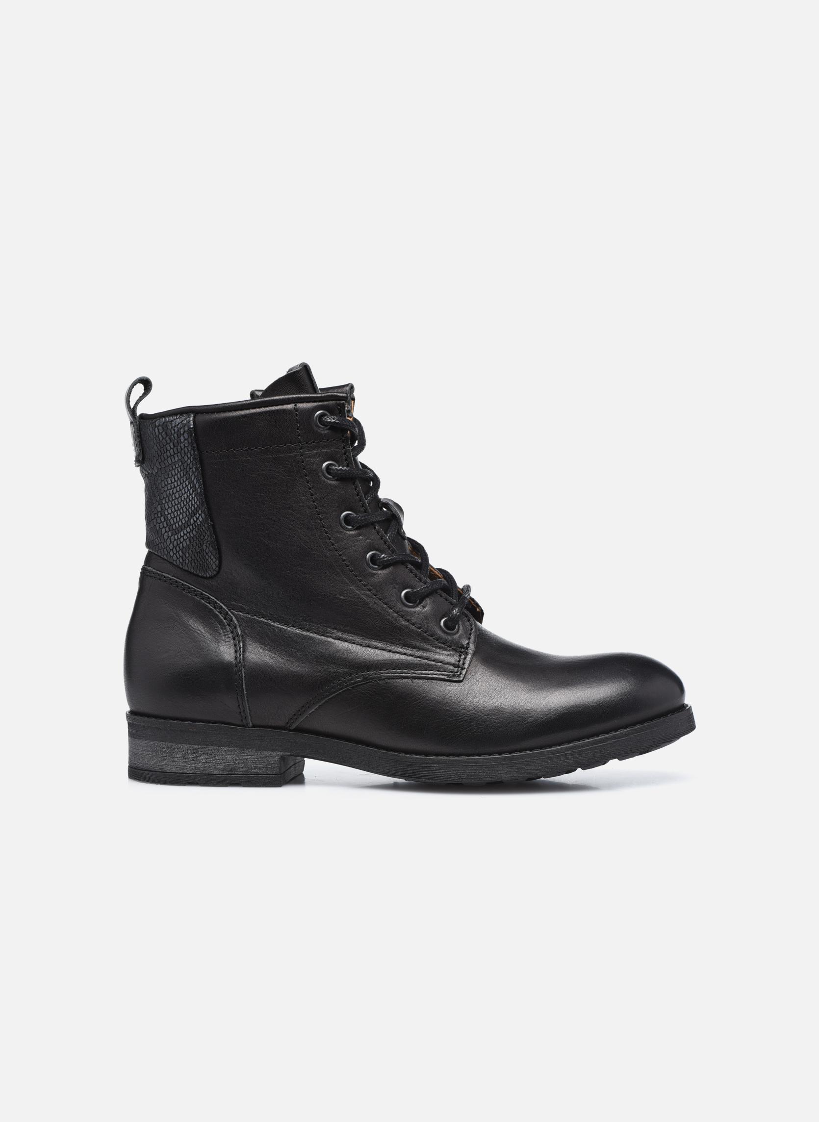 Bottines et boots P-L-D-M By Palladium Upto IBX Noir vue derrière