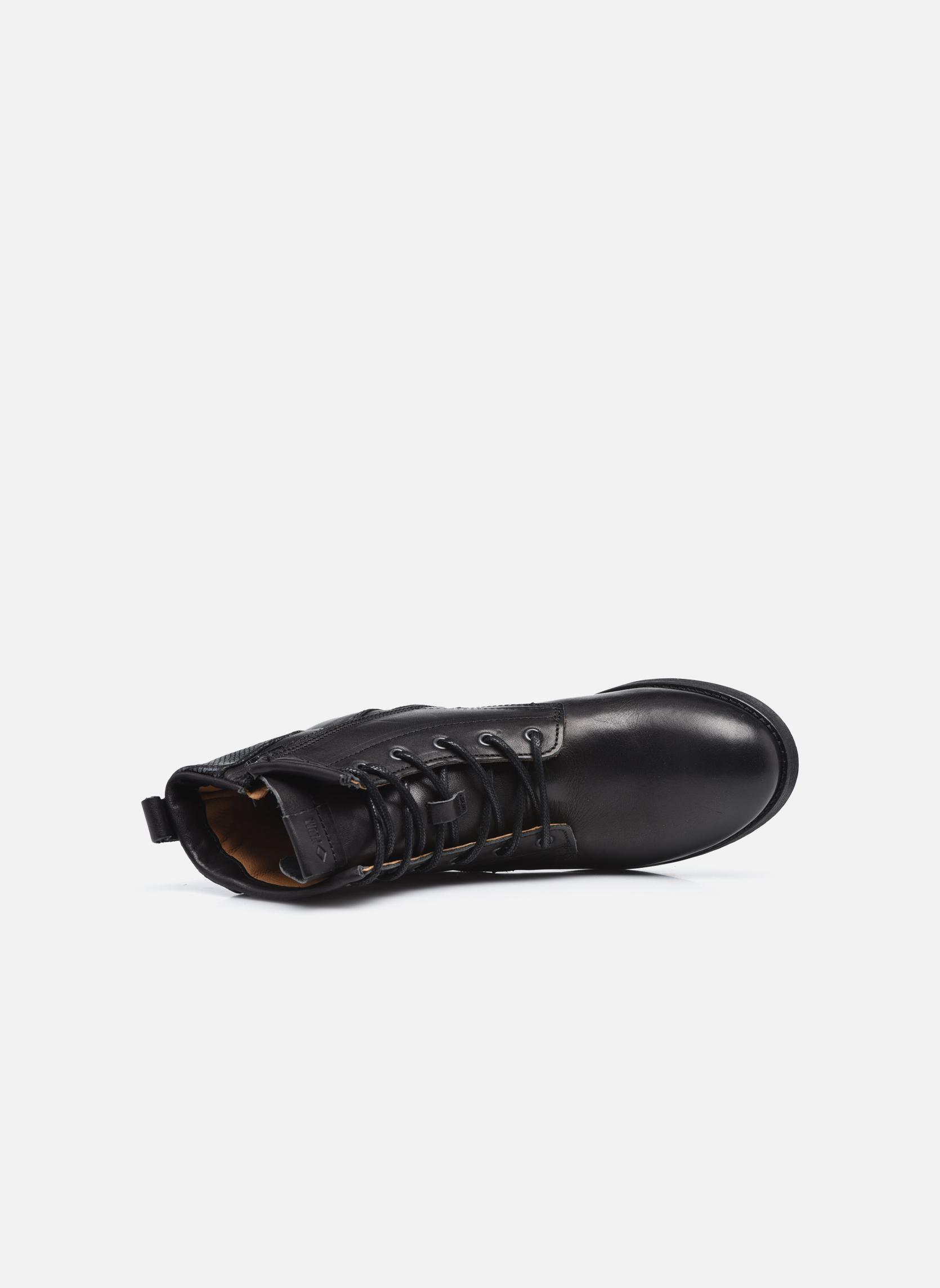 Bottines et boots P-L-D-M By Palladium Upto IBX Noir vue gauche