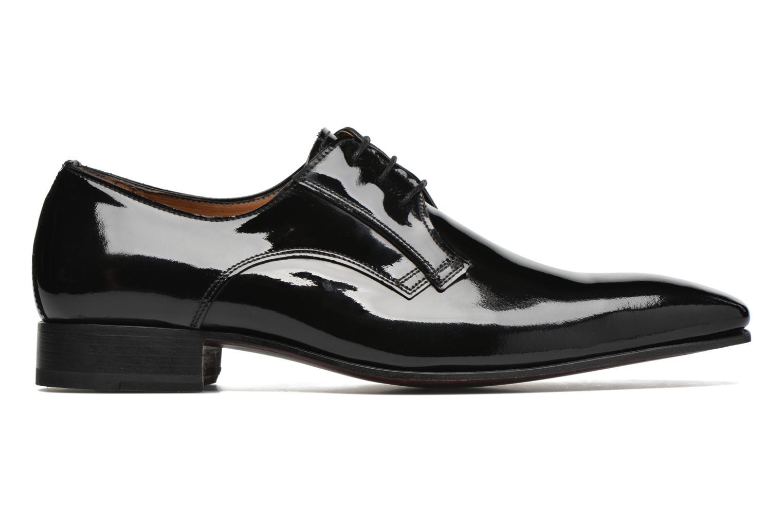 Zapatos con cordones Finsbury Campoli2 Negro vistra trasera