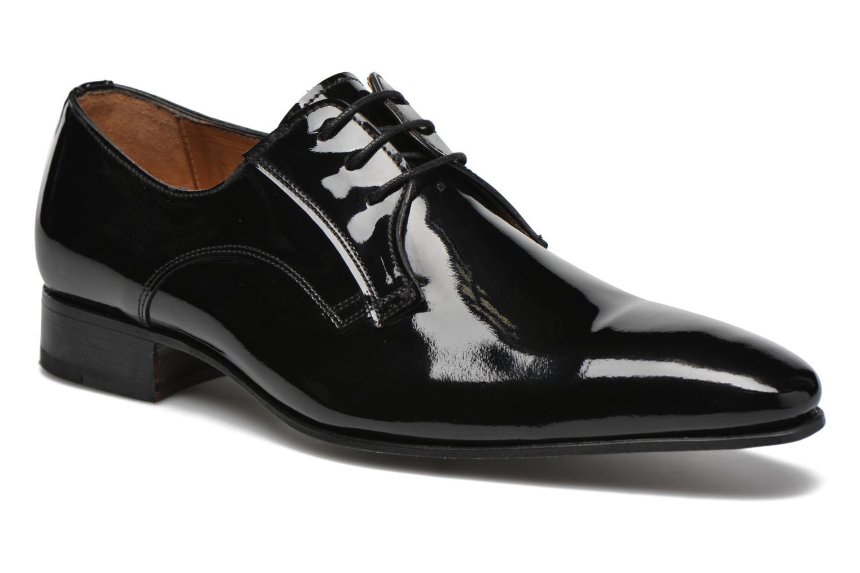 Chaussures à lacets Finsbury Campoli2 Noir vue détail/paire