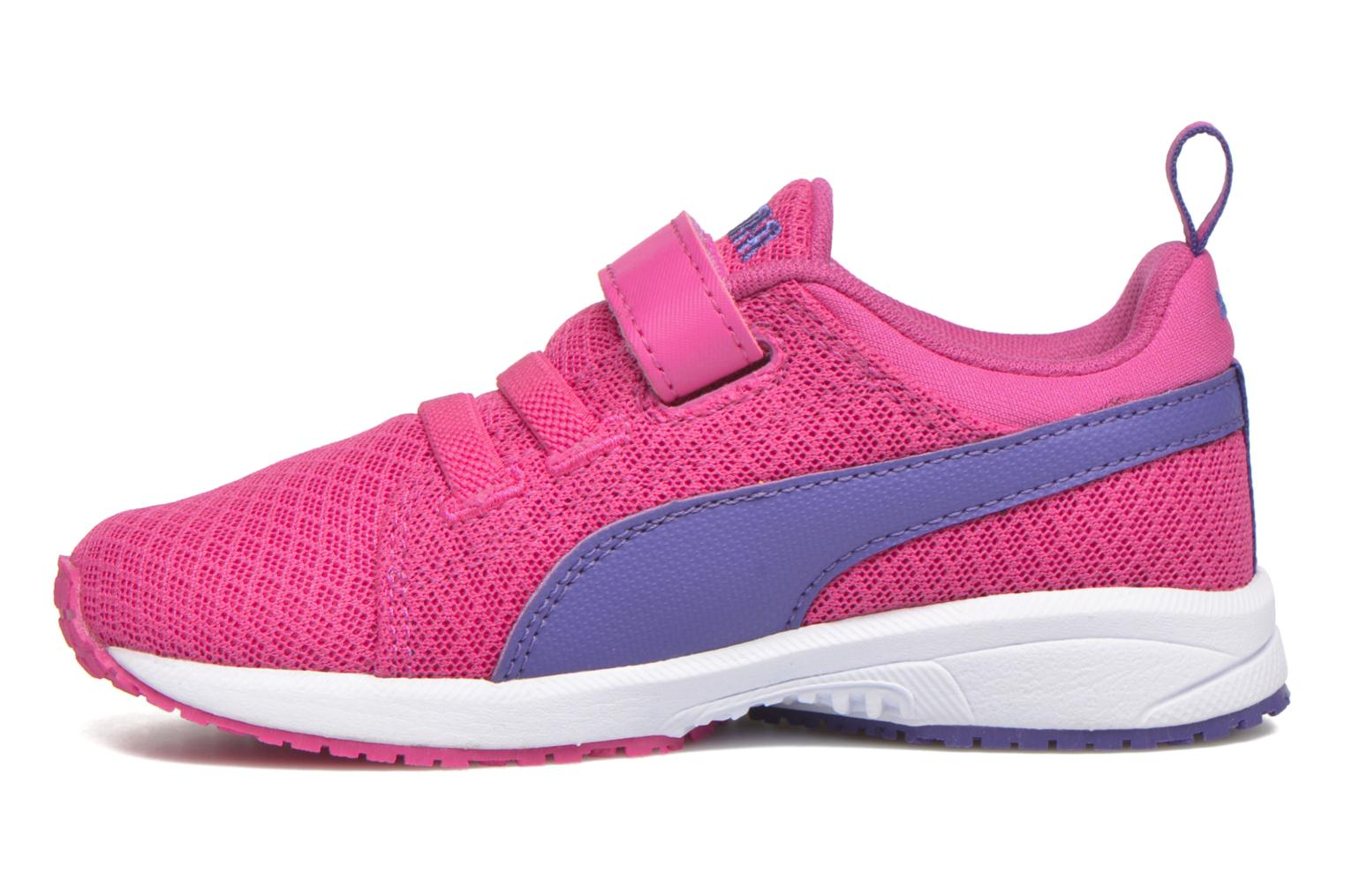 Baskets Puma Inf Carson Runner Nm V  Ps Carson Runner Nm V Violet vue face