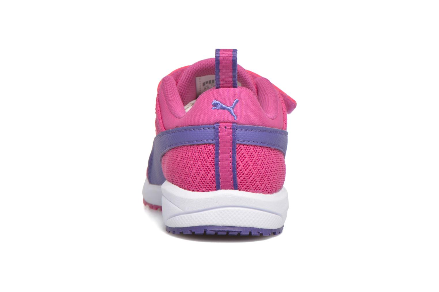 Baskets Puma Inf Carson Runner Nm V  Ps Carson Runner Nm V Violet vue droite