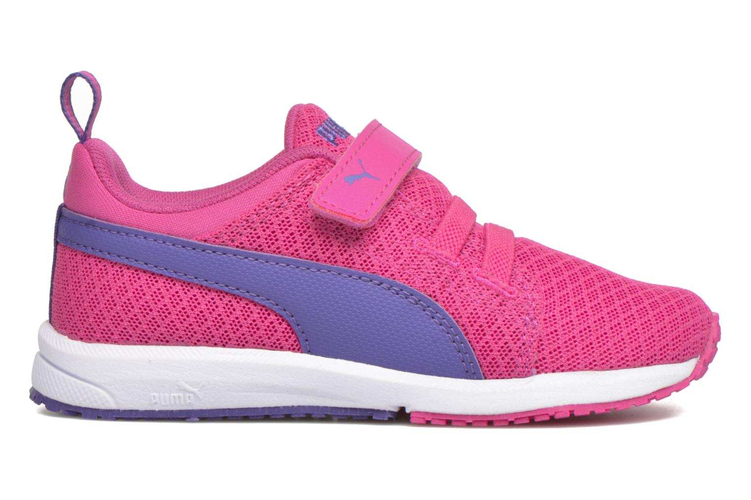 Baskets Puma Inf Carson Runner Nm V  Ps Carson Runner Nm V Violet vue derrière