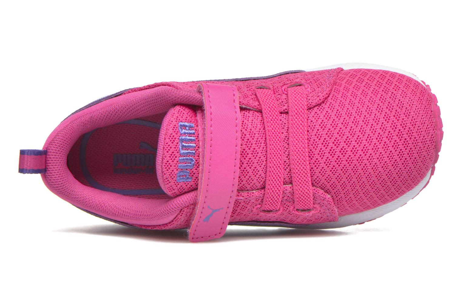Baskets Puma Inf Carson Runner Nm V  Ps Carson Runner Nm V Violet vue gauche