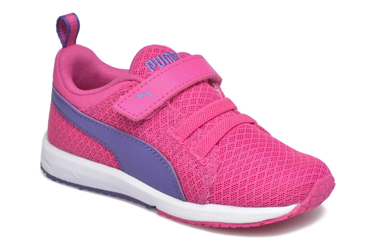 Baskets Puma Inf Carson Runner Nm V  Ps Carson Runner Nm V Violet vue détail/paire
