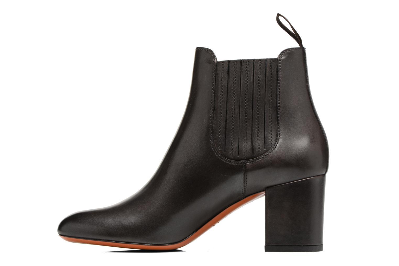 Bottines et boots Santoni Venus 55880 Gris vue face