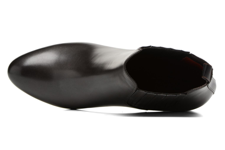 Bottines et boots Santoni Venus 55880 Gris vue gauche