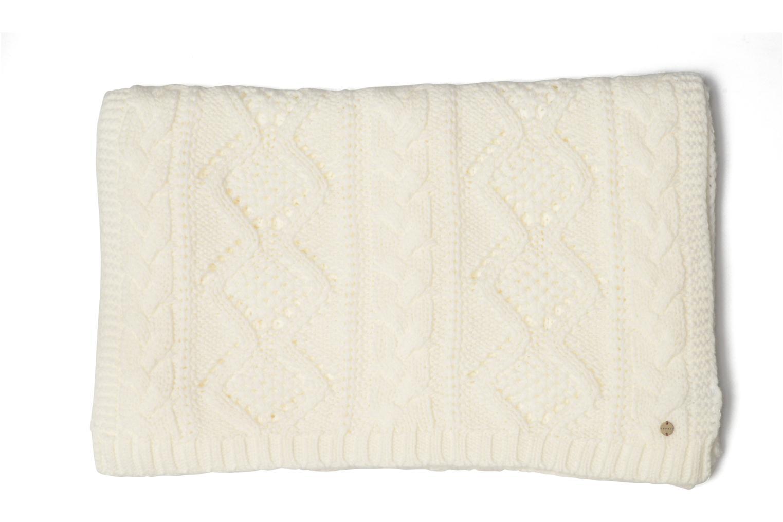 Altro Esprit Echarpe oversize Bianco modello indossato