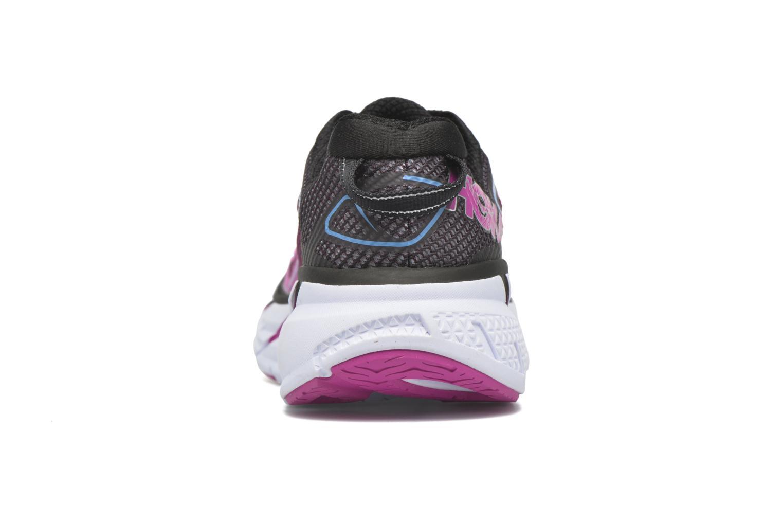 Chaussures de sport Hoka One One Clifton 3 W Rose vue droite