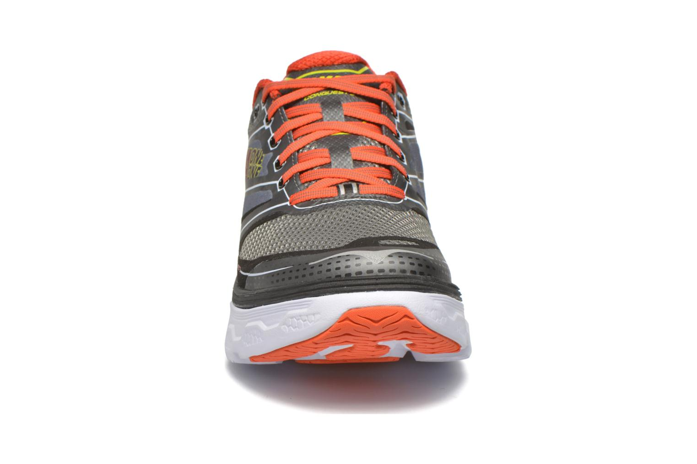 Conquest 3 Grey / Orange Flash