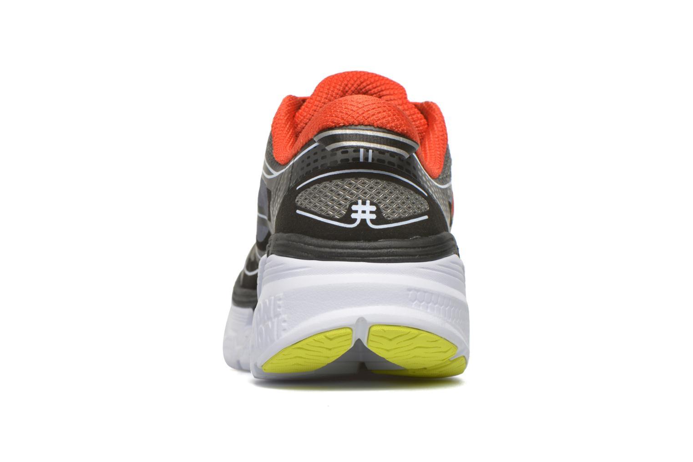 Chaussures de sport Hoka One One Conquest 3 Gris vue droite