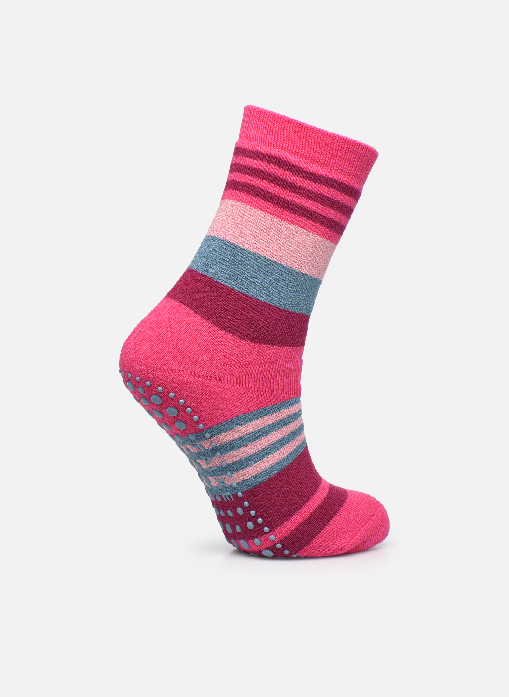 Chaussons-chaussettes Irregular Stripe Catspads 8550