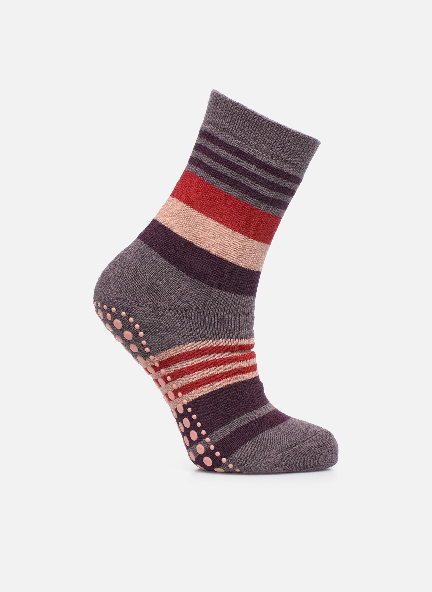 Chaussons-chaussettes Irregular Stripe Catspads 8203